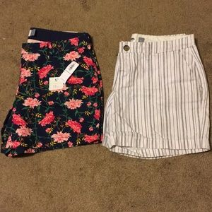 "NWT 5"" Old Navy shorts bundle -$5"